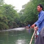 2012武夷山旅游之3:九曲竹筏